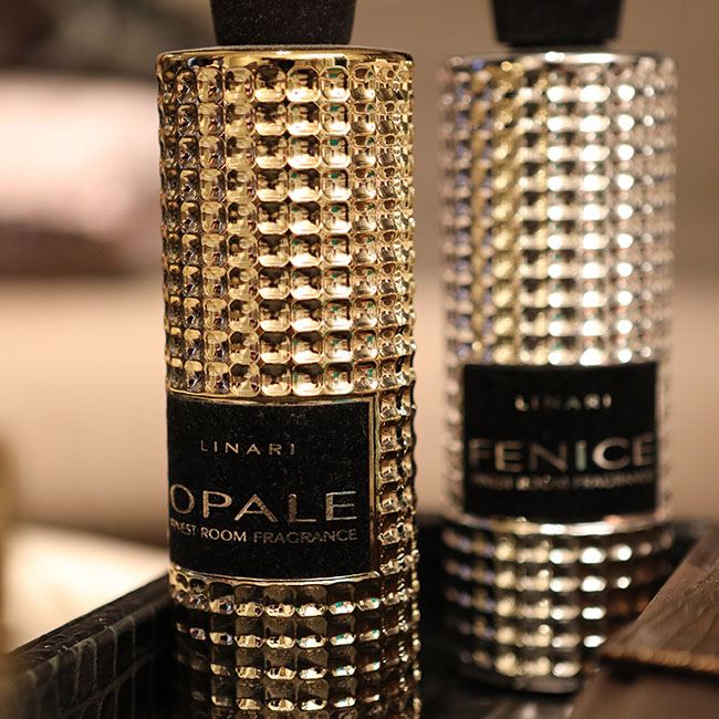 Interieur parfum