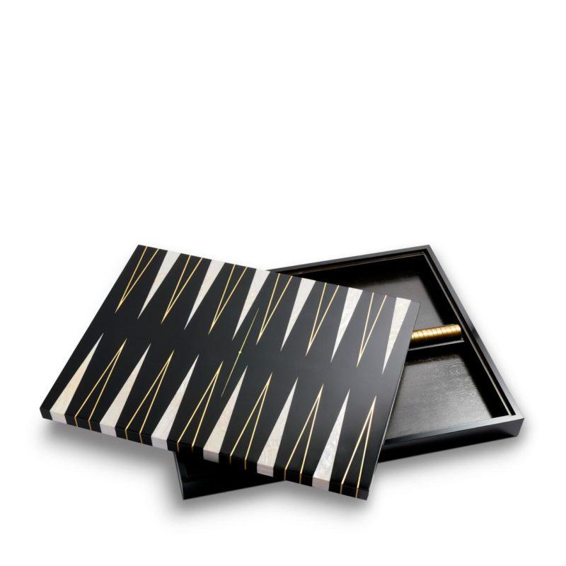 Backgammon spel