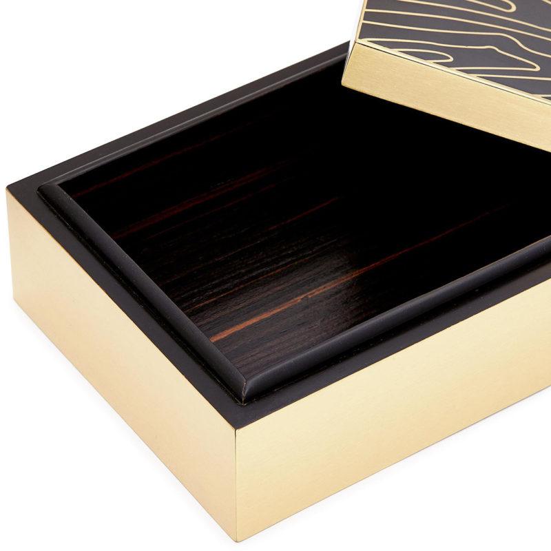 Box rectangular
