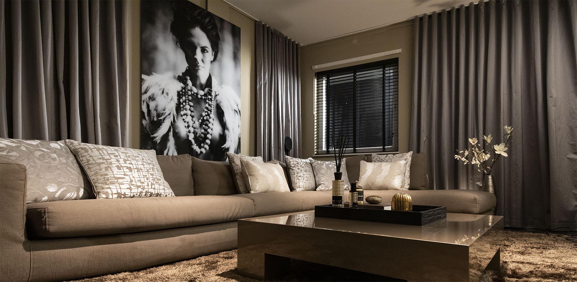 Iconic Elegance interieur